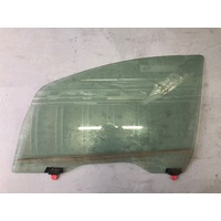 Front LHS Door Glass to suit Mitsubishi Colt RG 2004 - USED