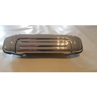 Mitsubishi Pajero NL Wide Body LHR Outer Door Handle CHROME - MR313581