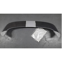 Mitsubishi Lancer SPORT BACK Rear OEM Spoiler Wing Air Dam SILVER 09-14 - Brand New Genuine - MR936511