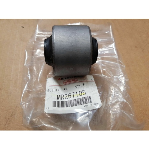 Rear Arm Bush - Mitsubishi PA Challenger - GENUINE - MR267105