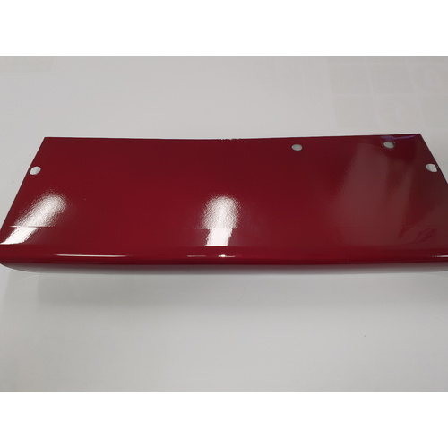 GENUINE Mitsubishi Legnum / Galant Tow Hook Cover Face Lift Burgandy - MR465894