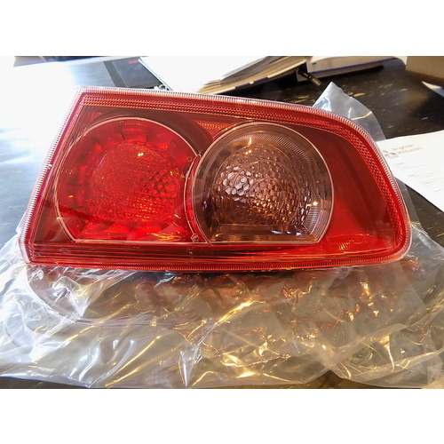 Tail Light (Boot Lid) to suit Mitsubishi Lancer Evo 10 LHS - New Genuine Unit